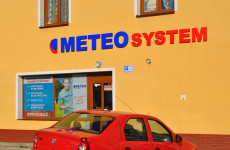 Meteo System - Salon Firmowy - Front